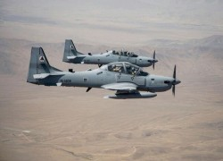 Growing demands on Afghan Air Force take toll on aircraft fleet