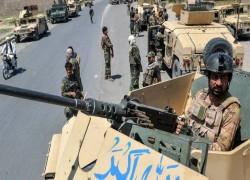 পতনের মুখে আফগানিস্তানের গুরুত্বপূর্ণ প্রাদেশিক রাজধানী