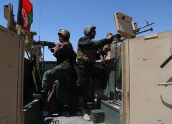 As Taliban advance, Biden officials cling to hope for Afghan peace
