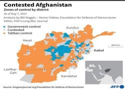 'Prolonged' Afghan civil war likely: former US envoy