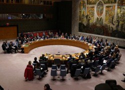 Don't waste the opportunity at UN SC