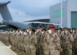 Taleban's swift advance leaves Germany struggling with costly Afghanistan engagement