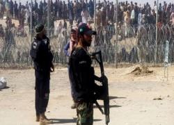 আফগান বিক্ষোভকারীদের সঙ্গে পাকিস্তানি বাহিনীর সংঘর্ষ