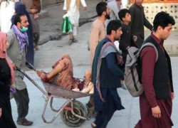 KABUL AIRPORT BLASTS CAUSE SCORES OF CASUALTIES