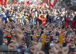 Nepal's communist movement takes yet another turn
