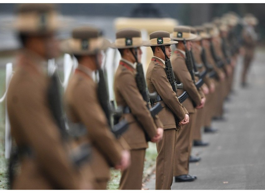 Britain and India want Gurkha women to fight in their armies. Nepal's not so sure