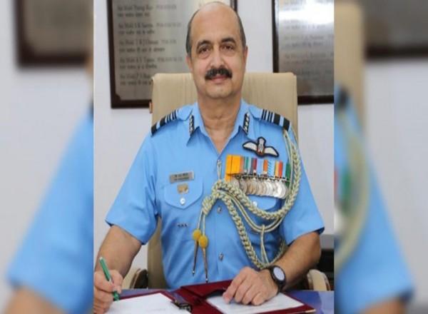 Air Marshal VR Chaudhari appointed as next Chief of Air Staff