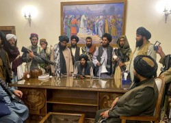 Taliban to 'actively support' belt and road plan of 'trustworthy friend' China