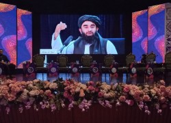 THERE WILL BE NO THREAT TO PAKISTAN FROM AFGHANISTAN: ZABIHULLAH