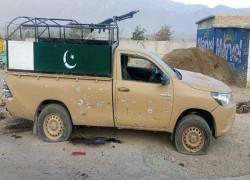 FOUR FC SOLDIERS MARTYRED, OVER 20 OTHERS HURT IN QUETTA SUICIDE ATTACK