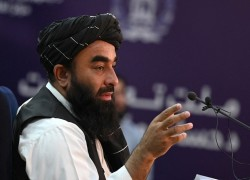 'Afghanistan has right to be recognised': Taliban spokesman urges int'l community to reopen embassies in Kabul