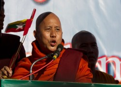 Myanmar military frees Wirathu, notorious anti-Muslim monk