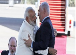 India's deepening love affair with Israel
