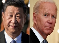 Biden and Xi speak on phone for first time in seven months