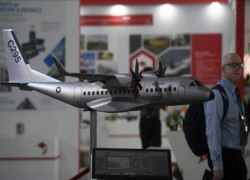 Indian government approves order request for 56 C295 aircraft