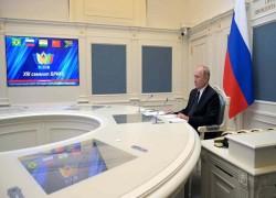 BRICS summit: Putin blasts US over Afghanistan 'crisis'