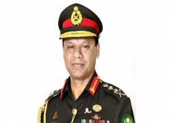 ARMY CHIEF TO FLY TO USA FOR OFFICIAL VISIT EARLY TOMORROW