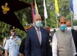 Quad partners India and Australia eye closer security ties