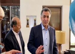 পাকিস্তানে ৭ দেশের গোয়েন্দা প্রধানের বৈঠক