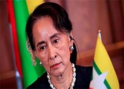 MYANMAR'S DAW AUNG SAN SUU KYI SICK; COURT HEARINGS POSTPONED