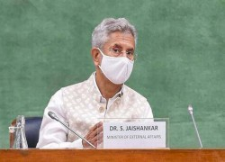 INDIA WILLING TO STAND BY AFGHAN PEOPLE AS IT DID IN THE PAST: JAISHANKAR