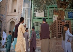 The political role of Sufi mystics in Afghanistan