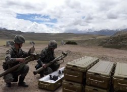 China-India border tension: live-fire drill tests PLA defences at altitude in Tibet