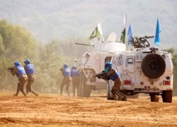 PAKISTAN PARTICIPATES IN FIRST CHINA-HOSTED MULTINATIONAL PEACEKEEPING DRILL