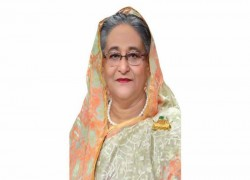 UNGA: HASINA TO LEAVE FOR US FRIDAY ON HER FIRST FOREIGN TRIP SINCE PANDEMIC