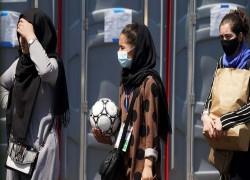 আফগান নারী ফুটবলাররা আশ্রয় নিলেন পাকিস্তানে
