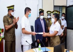 Sri Lankan minister accused of breaking into prison in drunken state, abusing prisoners quits
