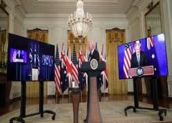 UK, US, Australia launch new trilateral Indo-Pacific alliance 'AUKUS'