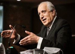 Zalmay Khalilzad: 'I will reflect' on what U.S. could have done differently