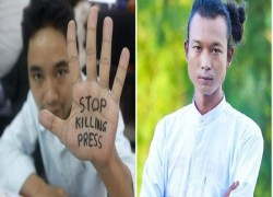MYANMAR JUNTA ARRESTS TWO MORE JOURNALISTS