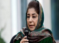 BJP plays politics on Taliban, Afghanistan & Pakistan issues to garner votes: Mehbooba Mufti
