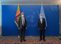 UN CHIEF TELLS GR TO PROTECT MINORITY RIGHTS