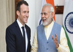 Modi discusses Indo-Pacific cooperation with French president amid global row on submarine deal