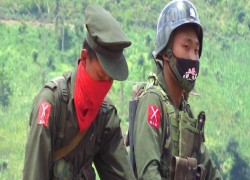 SCORES OF MYANMAR REGIME TROOPS KILLED IN CLASHES WITH CIVILIAN, ETHNIC GROUPS