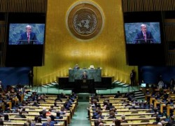 GERMANY OPPOSES TALIBAN REQUEST TO SPEAK TO UN