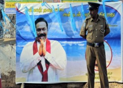 Sri Lanka arrests Tamil MP for commemorating separatist rebel
