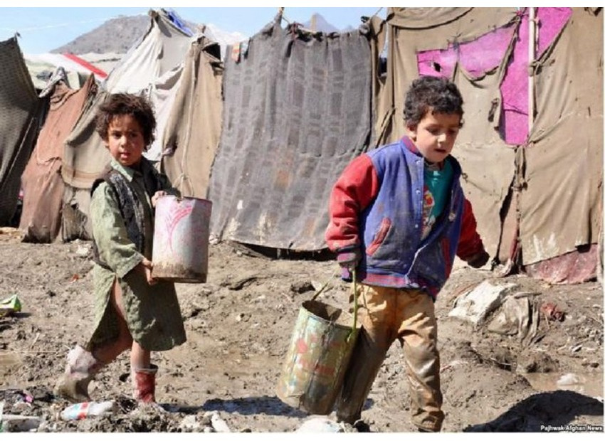 Afghanistan sinks into poverty as nations haggle over recognition