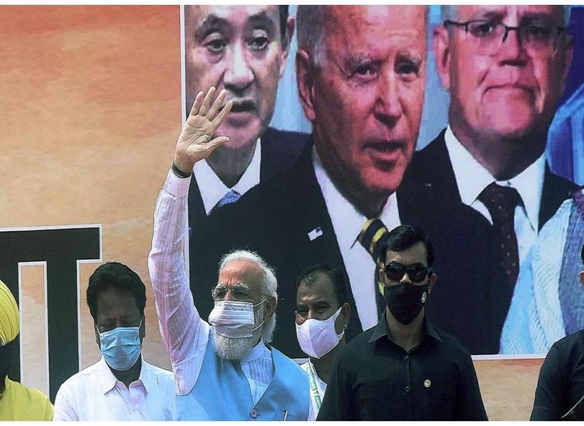 The Quad, AUKUS, and India's Dilemmas