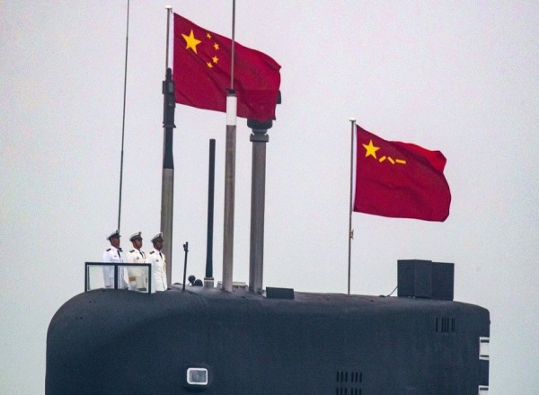 The underwater arms race: China, Aukus and a deepening submarine rivalry