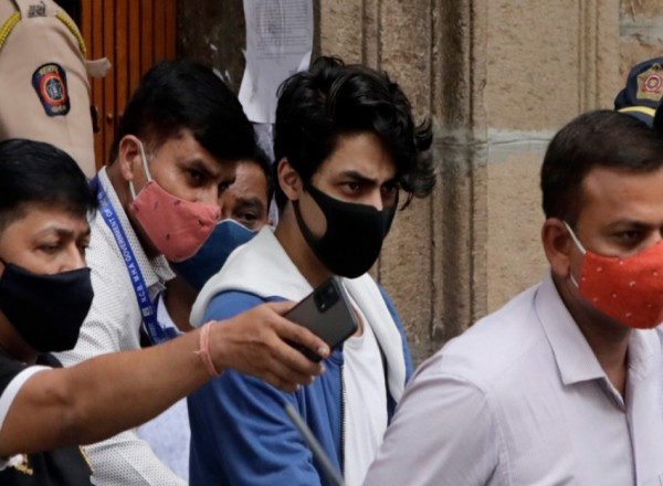 India drug agency faces heat over arrest of Bollywood star's son