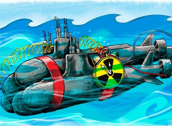 Irresponsible US submarine exercises threaten South China Sea health and safety