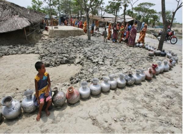Bangladesh: climate change pioneer