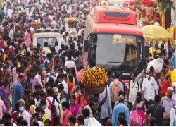 Indian economy charges past prepandemic level