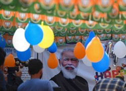 Why Modi is suddenly everywhere