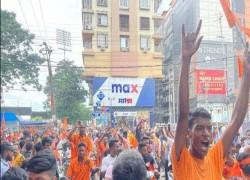 Protests against Bangladesh violence rock Assam's Barak Valley