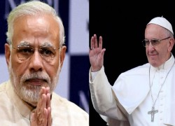 PM Modi to call on Pope Francis at Vatican before attending G-20 summit